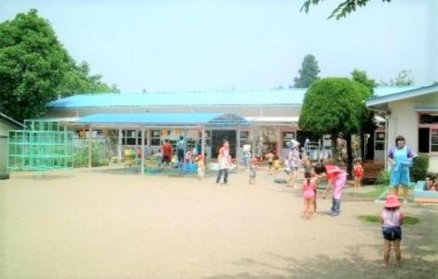 幼稚園・保育園 【保育園】つくば市 上ノ室保育所まで1163m