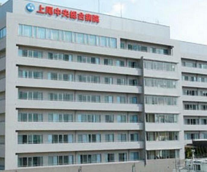 病院 【総合病院】上尾中央総合病院まで1781m