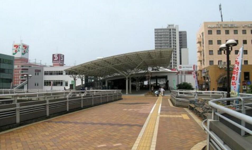 【駅】上尾まで2012m