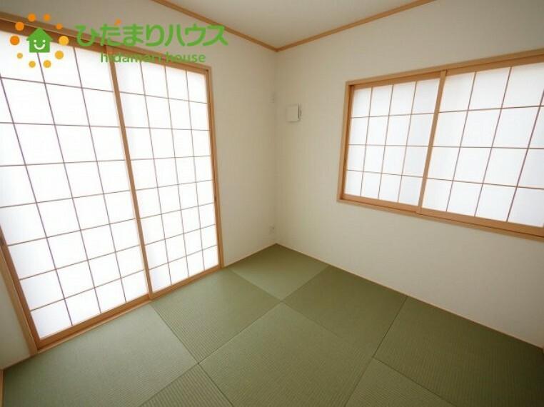 和室 大人も子供もほっと一息つける和室です(#^^#)