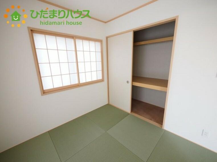 和室 すぐ横になれる和室は、みんなの憩いの場(*^-^*)