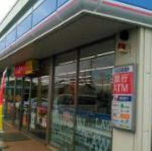 コンビニ 【コンビニエンスストア】ローソン ひたちなか中根店まで933m