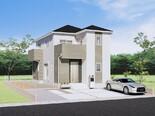 高崎市上中居町ファイブイズホームの新築物件