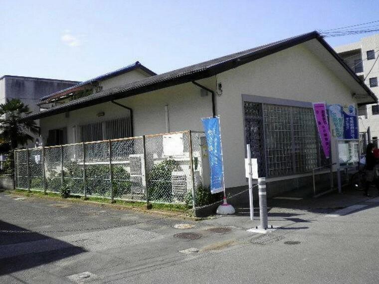 郵便局 船橋本中山郵便局