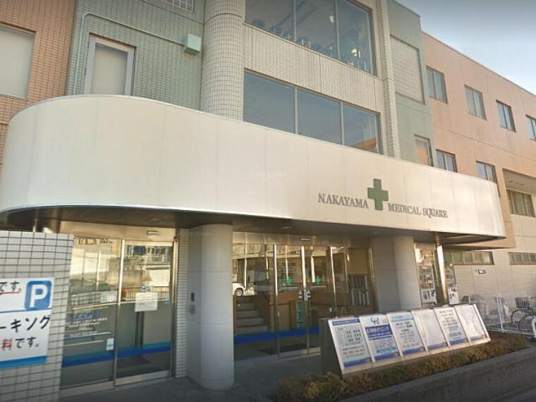 病院 石川内科クリニック(中山メディカルスクエア内)