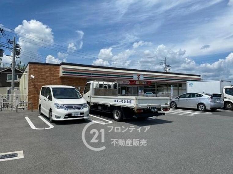 コンビニ セブンイレブン 木津川城山台9丁目店