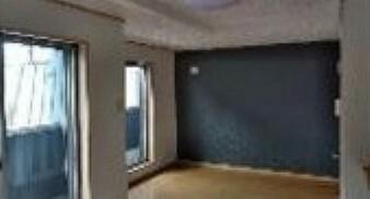 洋室 洋室6帖:バルコニーに面したお部屋は日当たり、通風良好です!