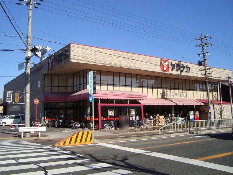 スーパー ヤマナカ 稲葉地店