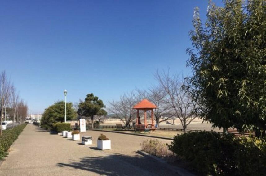 公園 【公園】久米田公園まで420m