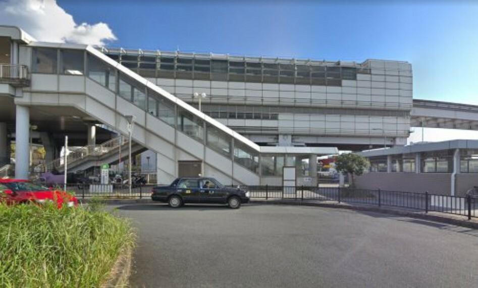 【駅】大阪モノレール「小路駅」北側出口まで540m