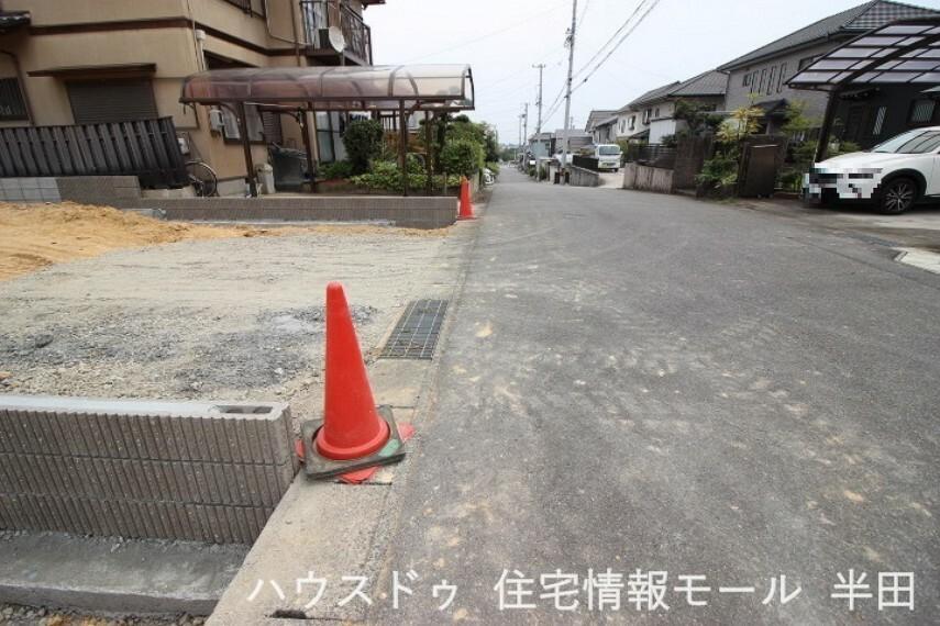 現況外観写真 乙川中学校まで徒歩20分(約1600m)  2021年9月1日撮影