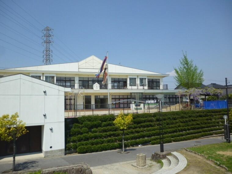 幼稚園・保育園 半田市立横川保育園
