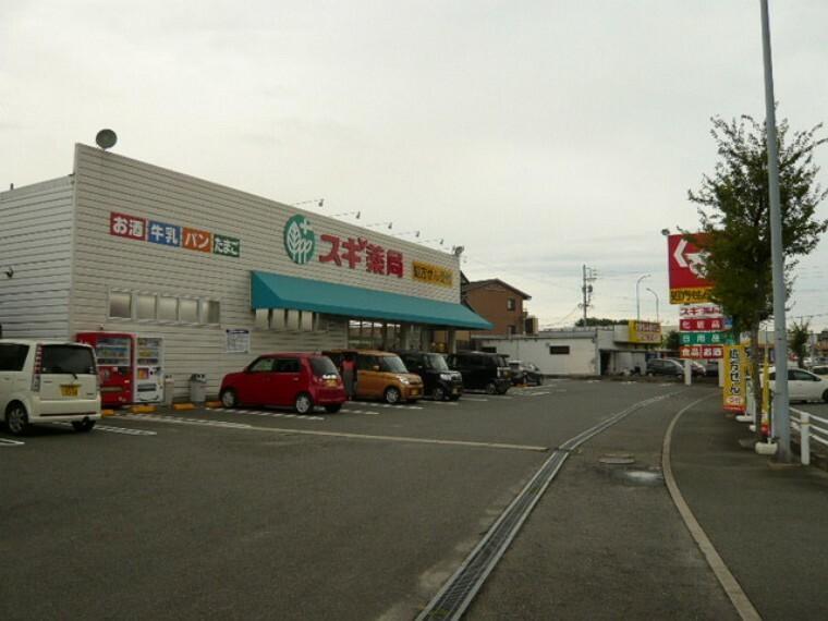 ドラッグストア スギ薬局高横須賀店