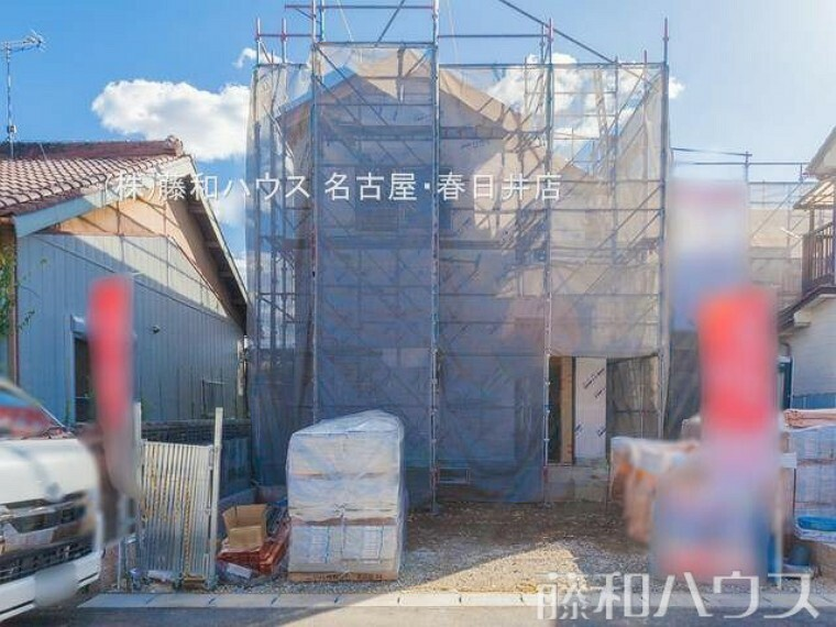 現況外観写真 10/14撮影  外観 【春日井市上ノ町1丁目】