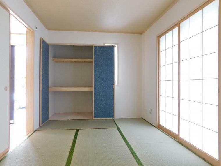 和室 【過去施工例】