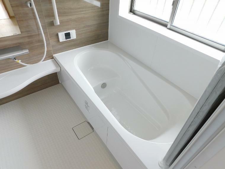 浴室 【過去施工例】一坪タイプのユニットバス