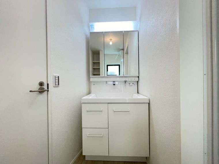 洗面化粧台 洗面化粧台スペース