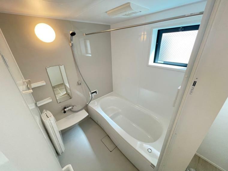浴室 お風呂で一日の疲れをリフレッシュ