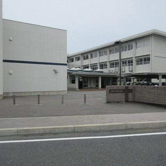 中学校 鳥栖市立田代中学校