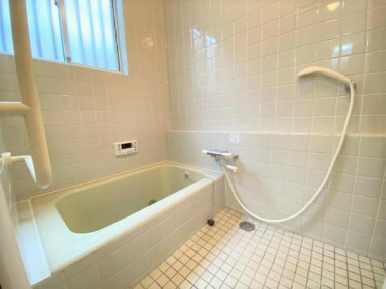 浴室 ゆったりとくつろげる浴室!