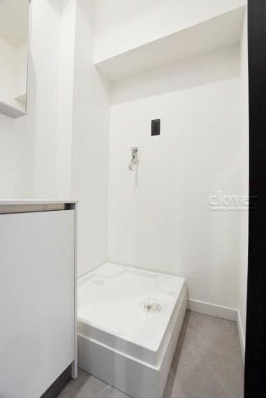 防水パン(洗濯機置き場)