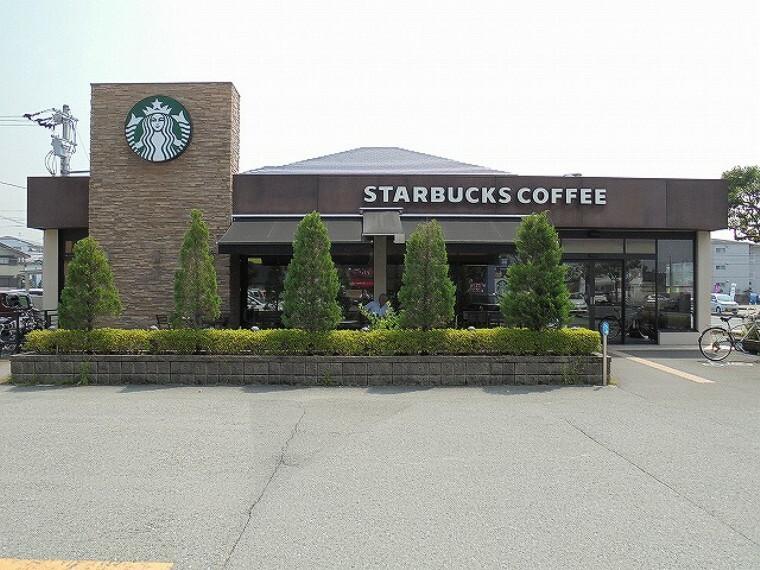 【喫茶店・カフェ】スターバックスコーヒー高知あぞうの店まで750m