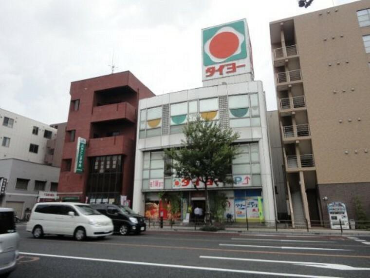 スーパー 【スーパー】タイヨー草牟田店まで842m