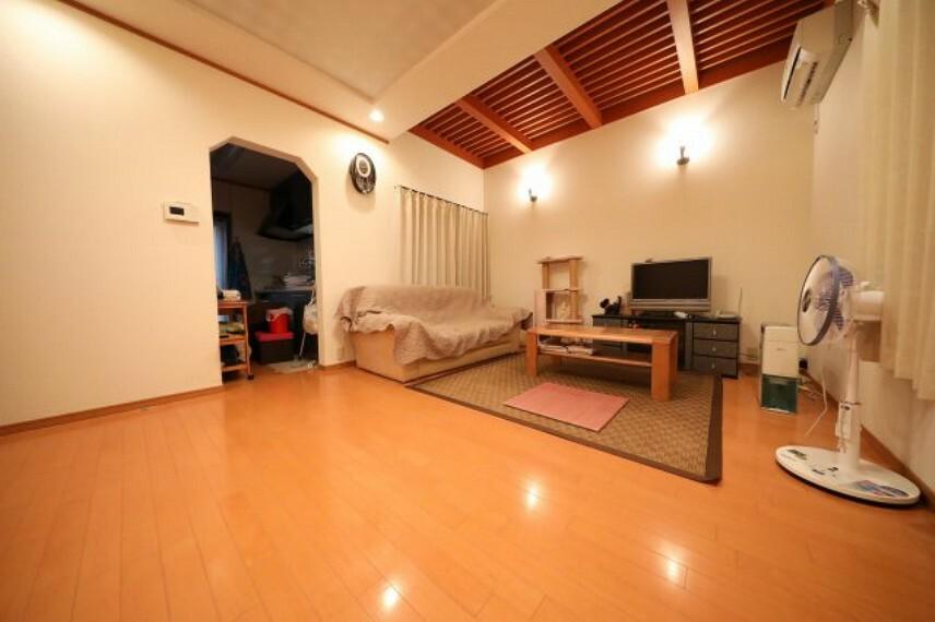 居間・リビング ホームインスペクション済みの為、安心してご購入いただけます。