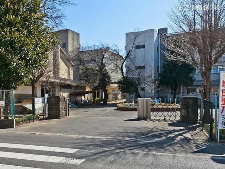 蓮田市立黒浜中学校 距離1200m