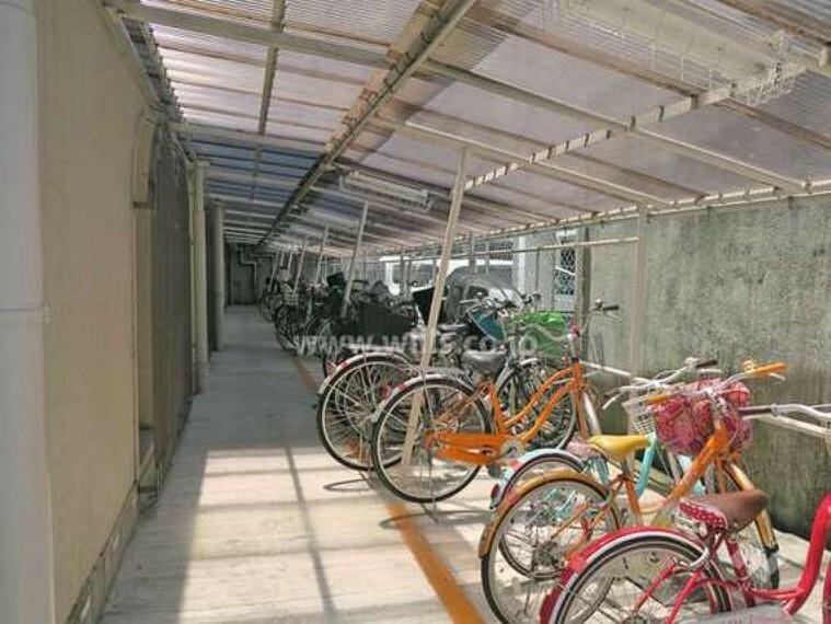 駐車場 自転車置場