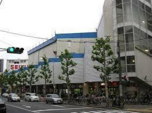 スーパー 西友山科店