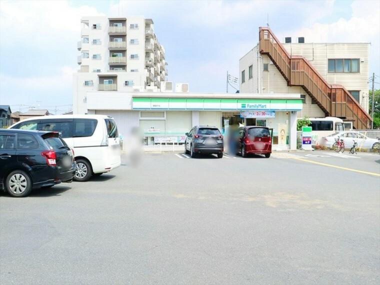 コンビニ ファミリーマート 朝霞宮戸店