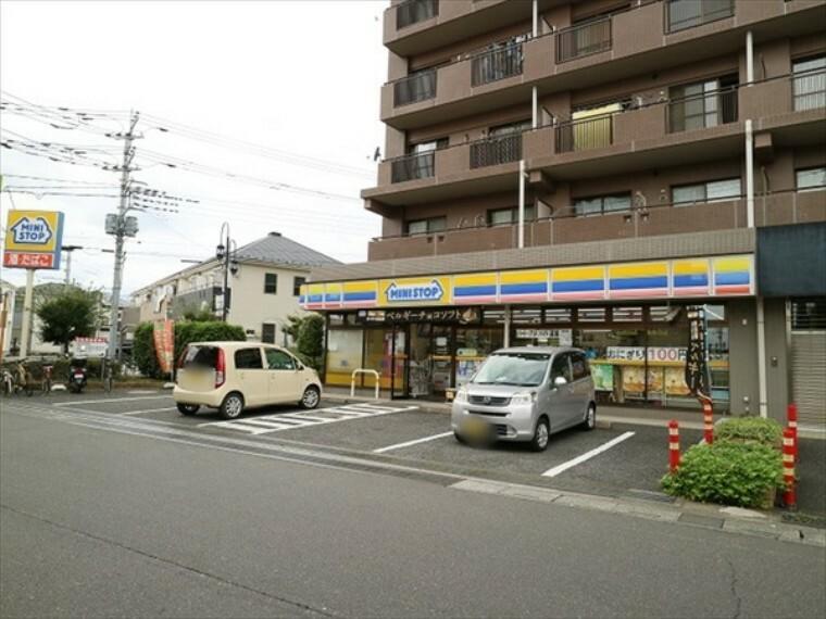 コンビニ ミニストップ新狭山店