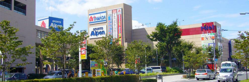 ショッピングセンター ミエルかわぐち 埼玉県川口市本町2丁目7-25