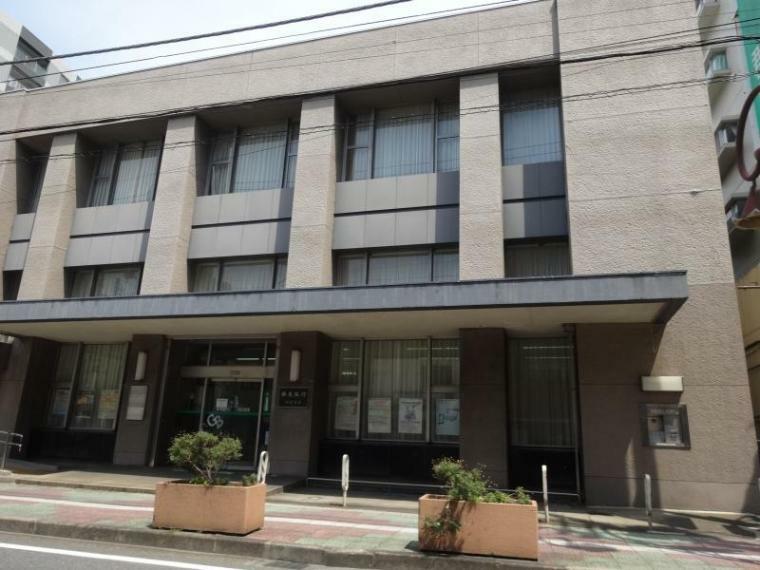 銀行 群馬銀行 川口支店 埼玉県川口市中青木1丁目1-36