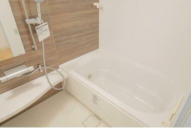 浴室 (撮影日:2020年/02/15) 広々お風呂でほっとひといき! 1日の疲れをわが家で癒しましょう!