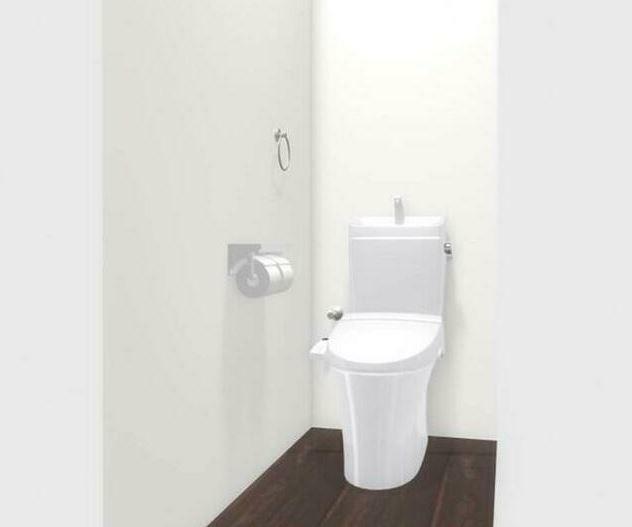トイレ 2021年9月水回り・内装リフォーム予定!
