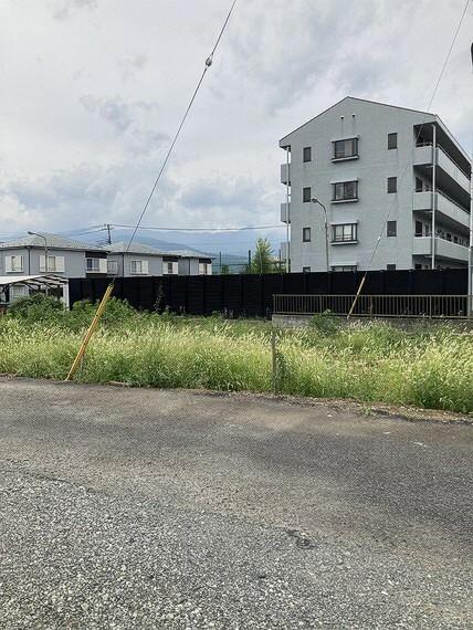 現況写真 小田原市扇町3丁目に建築条件無し売地が登場です。