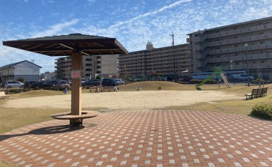 公園 中島2号公園