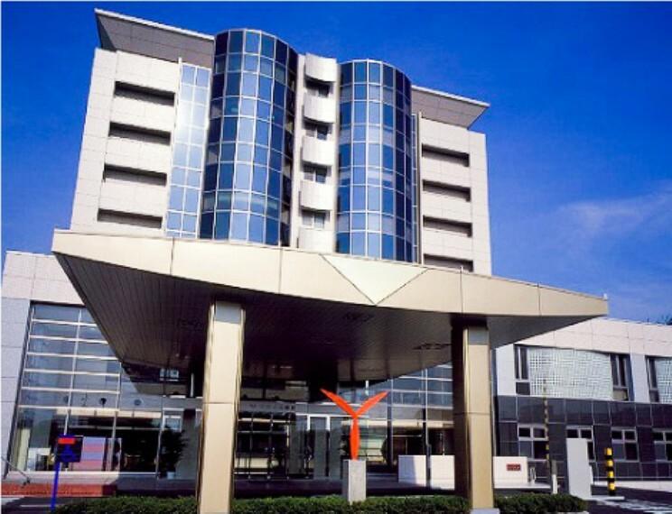 病院 【総合病院】公立山城病院まで1141m