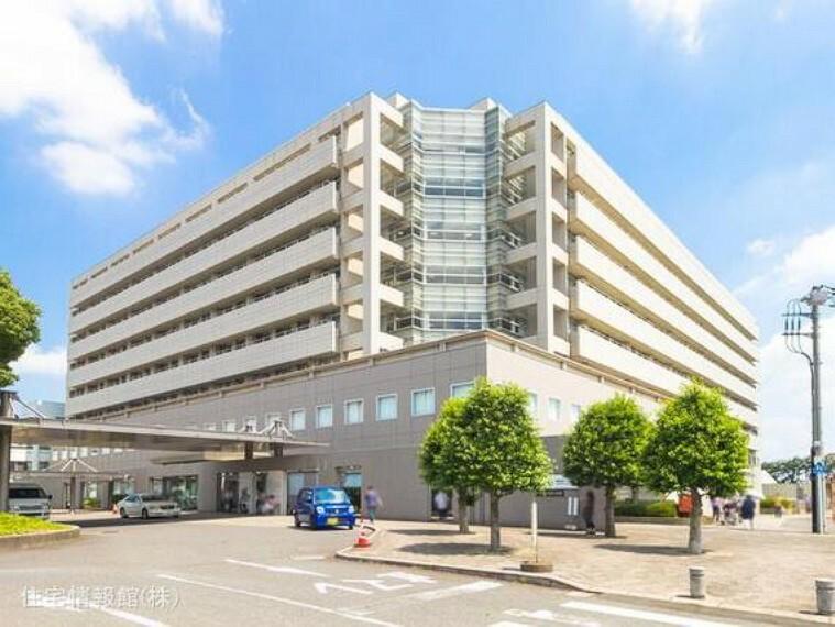 成田赤十字病院 距離1830m