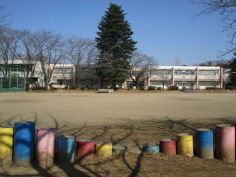 小学校 つくば市立 桜南小学校 茨城県つくば市大角豆789-1