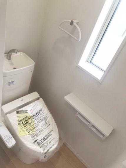 トイレ 1階のトイレです。