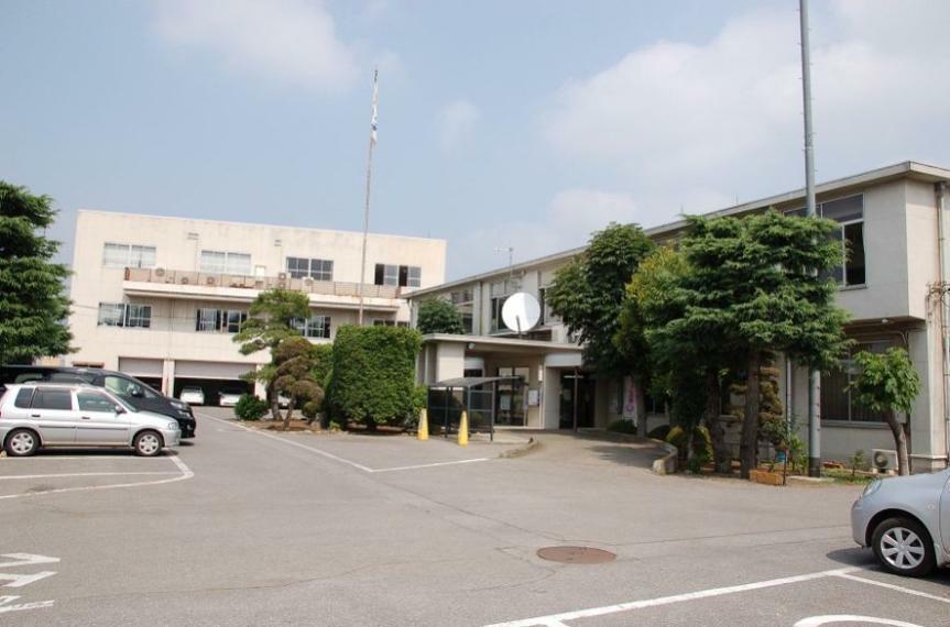 役所 栃木市役所大平総合支所