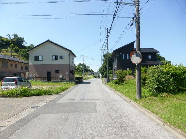 周辺の街並み 周辺は静かな住環境で暮らしやすい
