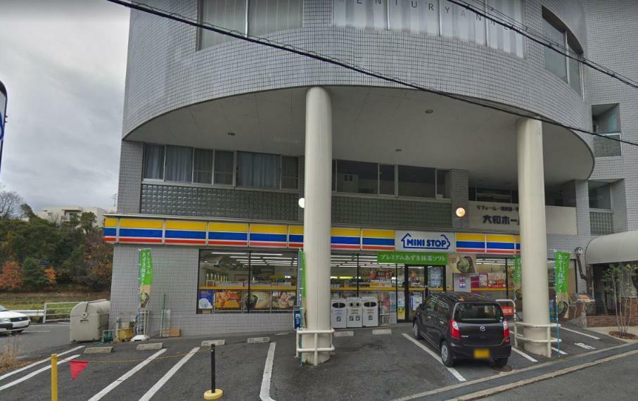 コンビニ ミニストップ帝塚山6丁目店