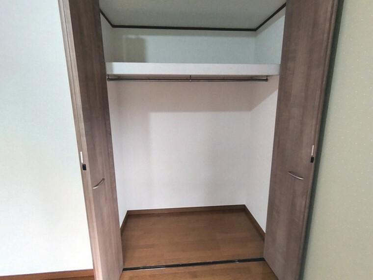 子供部屋 子供部屋にも嬉しい全居室収納スペース。