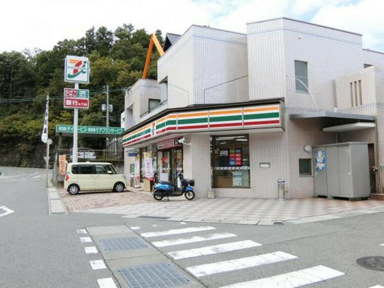 コンビニ セブンイレブン 呉市焼山店
