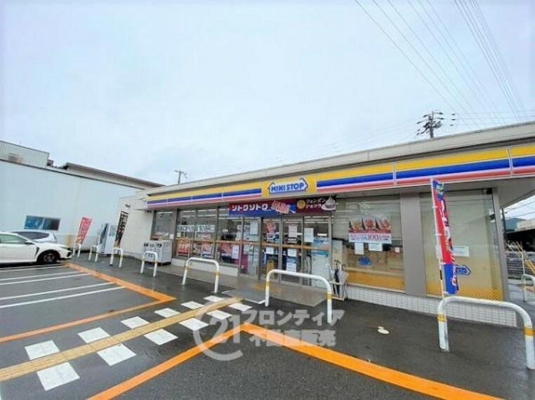 コンビニ ミニストップ 神戸玉津町店
