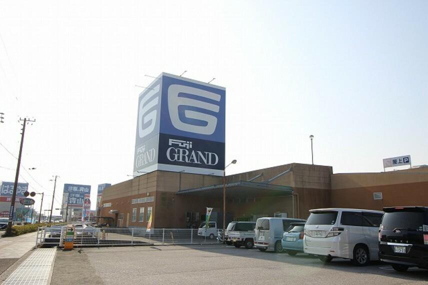 ショッピングセンター 【ショッピングセンター】フジグラン 野市まで1126m
